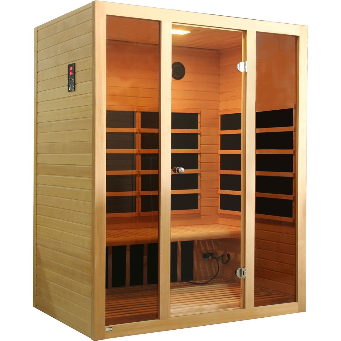 esbo 2 sauna 3 4 personer. Black Bedroom Furniture Sets. Home Design Ideas